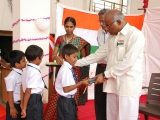 Independence Day celebrations at HEAL Paradise Village